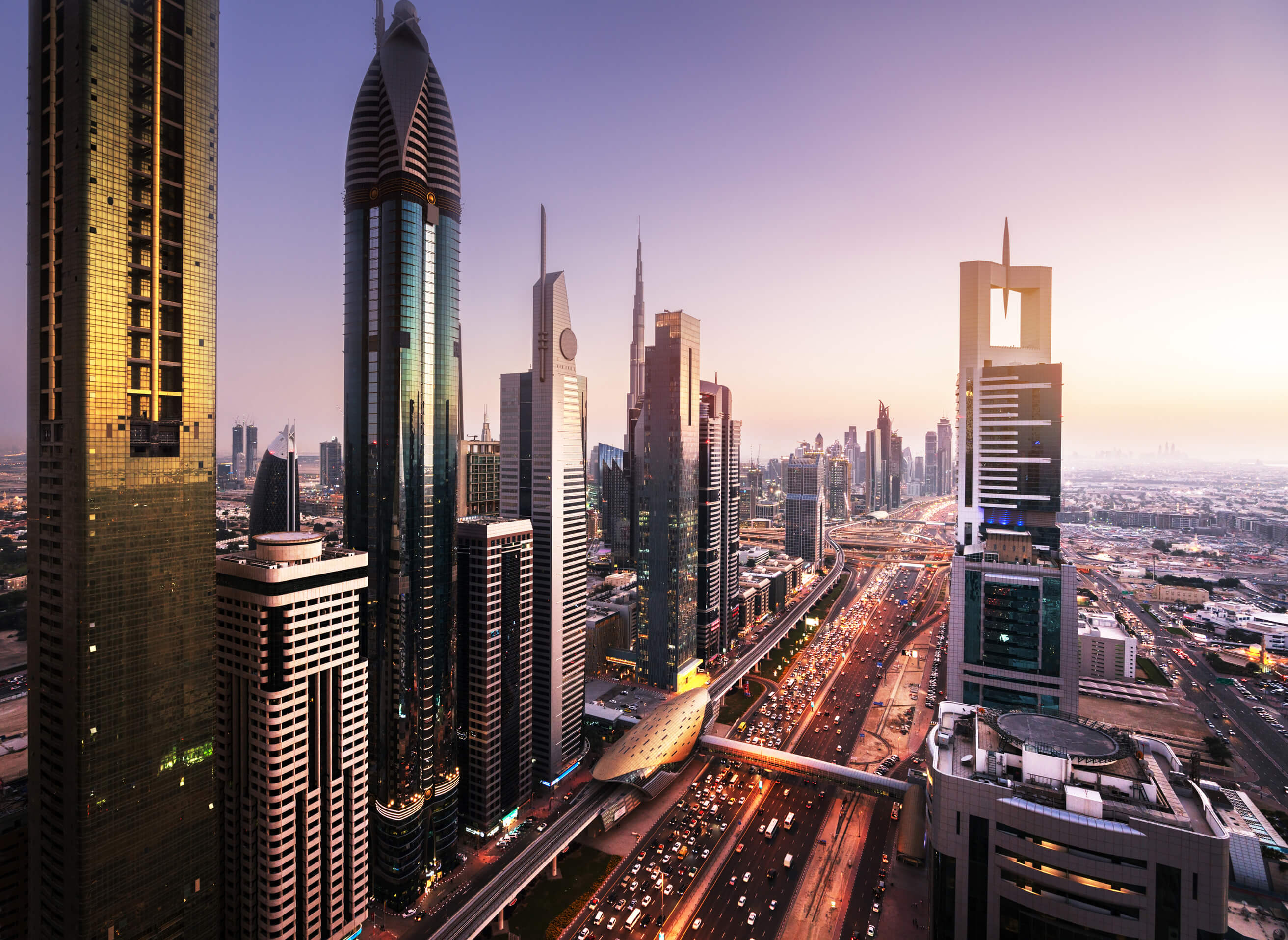Why is Dubai one of the best cities for Real Estate?