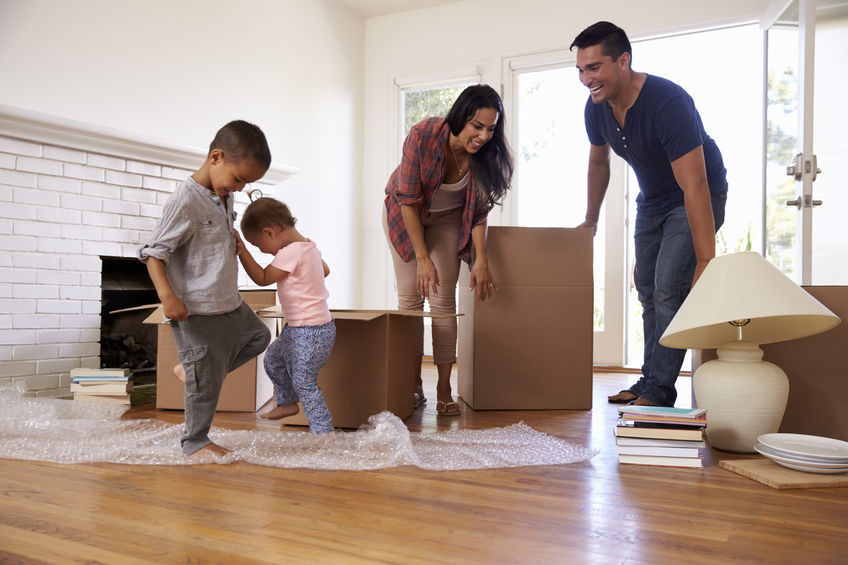 Moving with children? Take note of these things