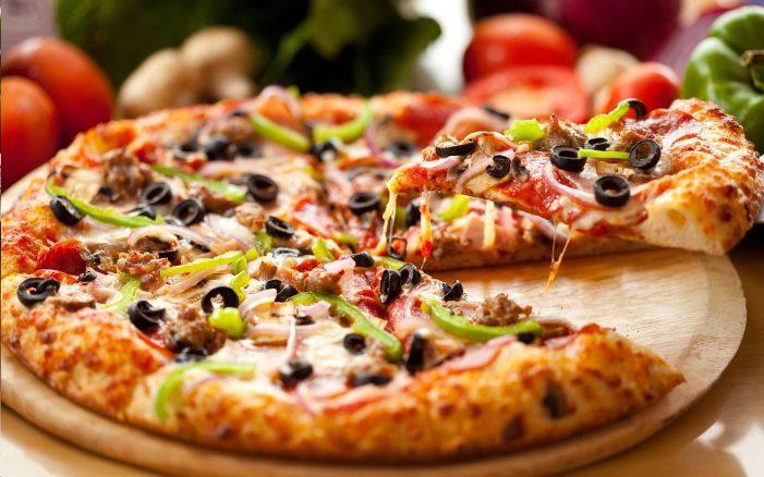 Top 5 Best Pizza places in Dubai