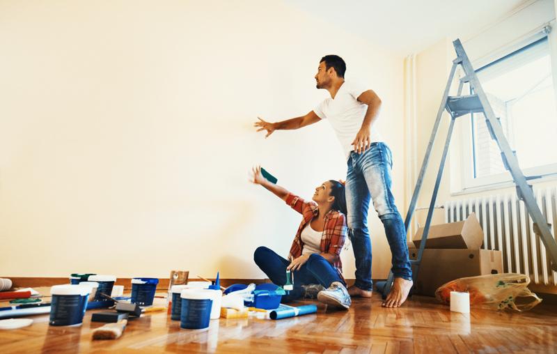 Got a new apartment? Improve it!