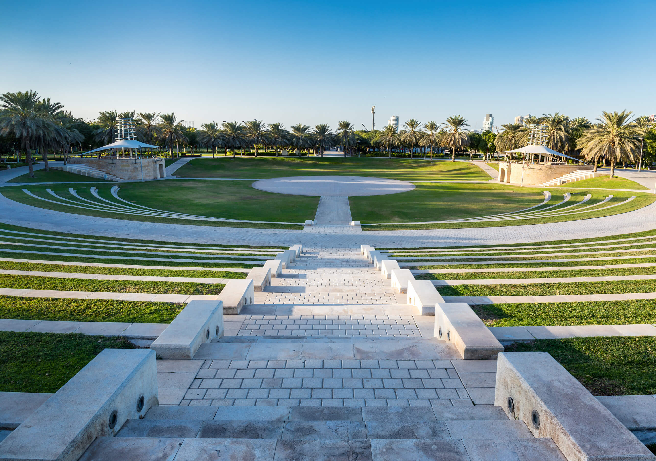 The Best Parks in Dubai
