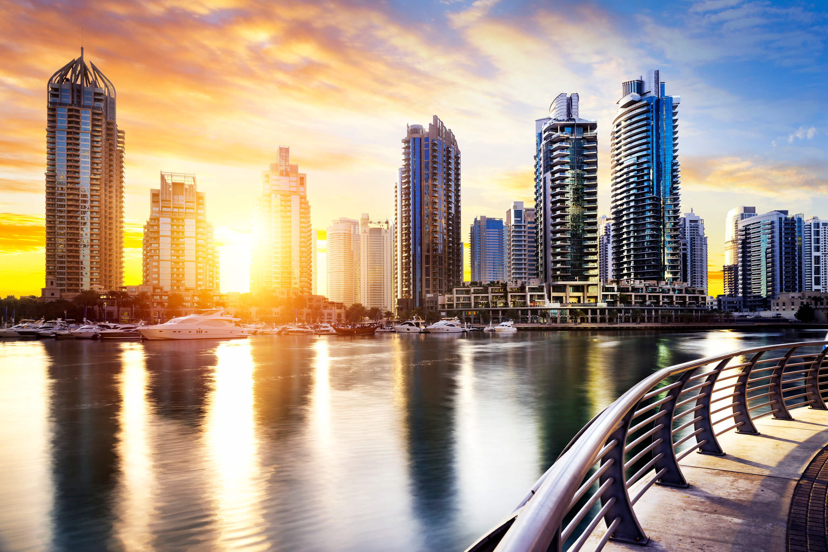 The highest rated places to live in Dubai