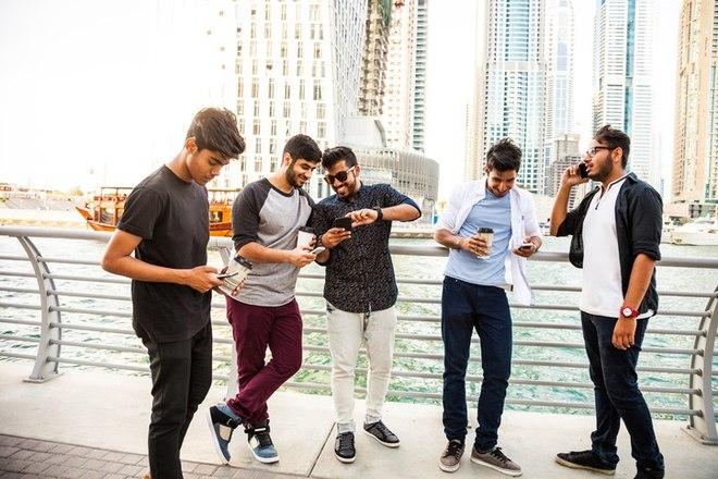 Where do Millennials prefer to stay in Dubai?