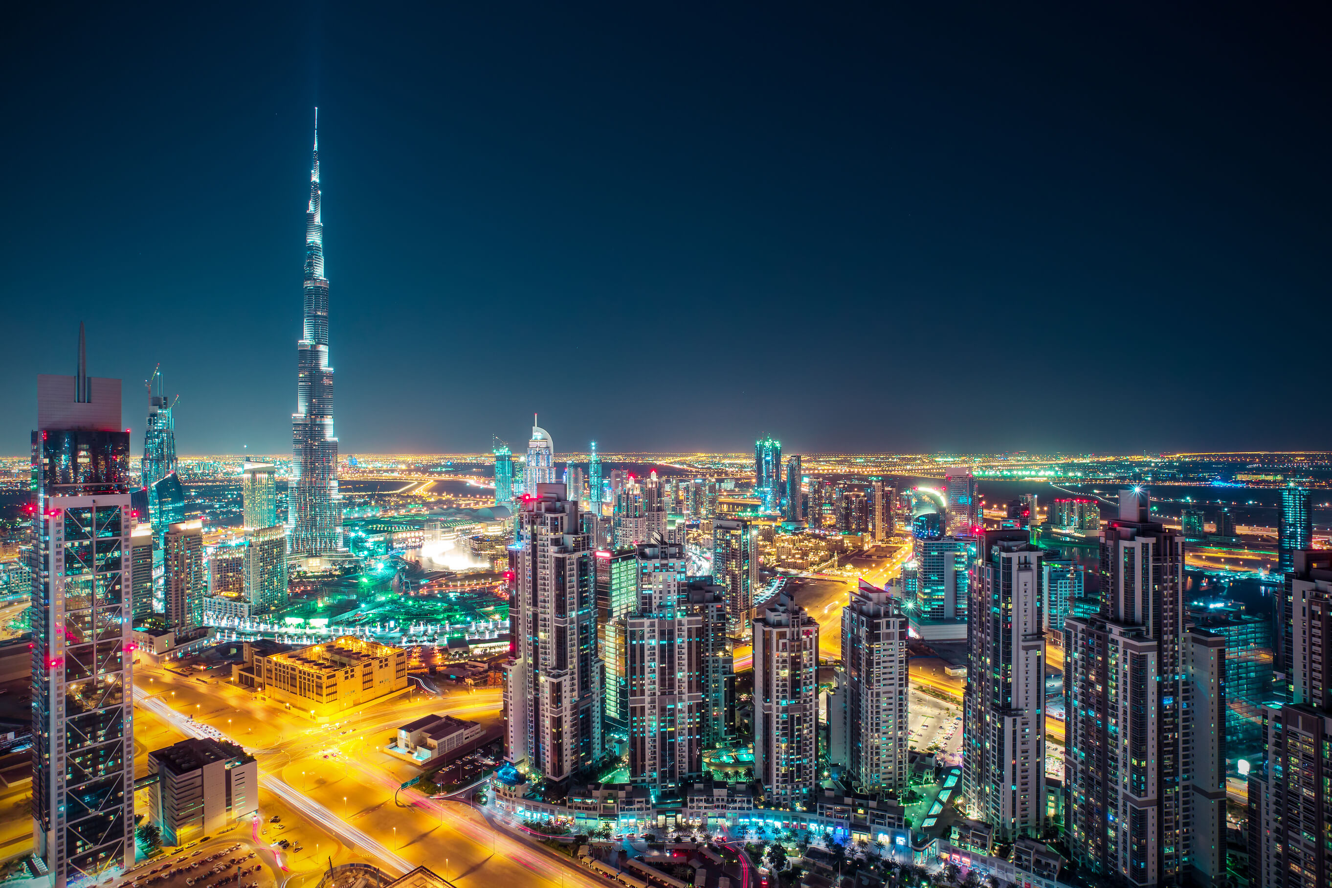 The most accessible areas in Dubai