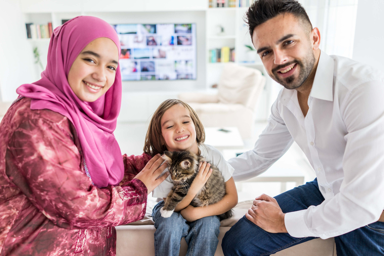 The pet-friendly communities in Dubai
