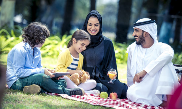 UAE government creates happy communities