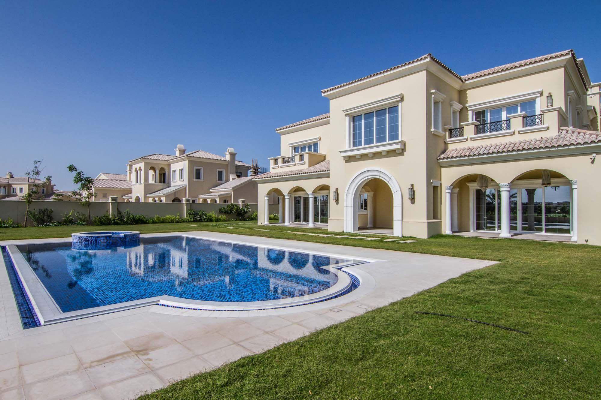 Top 5 Villa Communities in Dubai