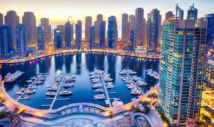 Best rated locations to rent in Dubai