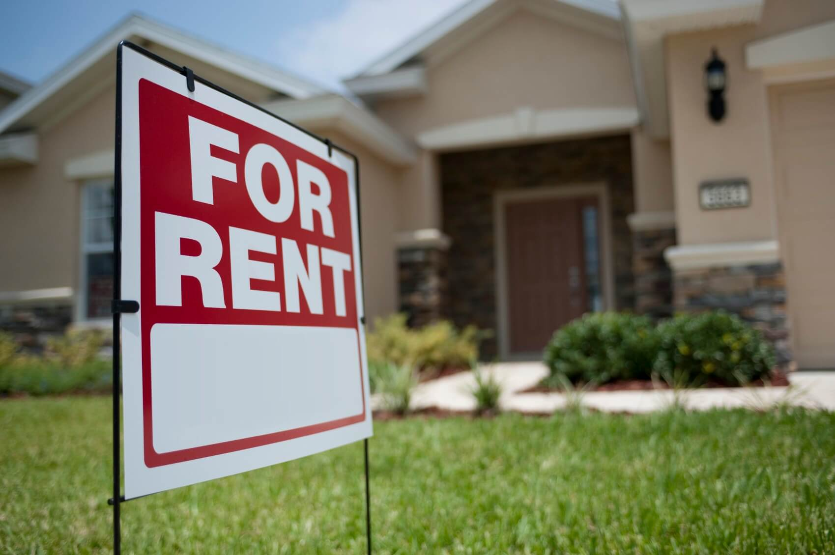 Keeping the rental price realistic