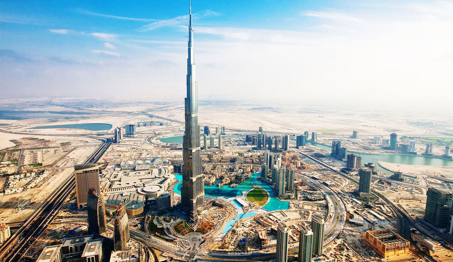 The most iconic spots in Downtown Dubai