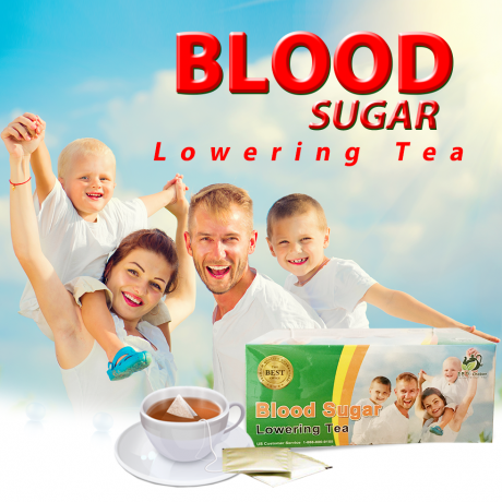 Anti Hypertension tea – 100% Korea Herbal Tea