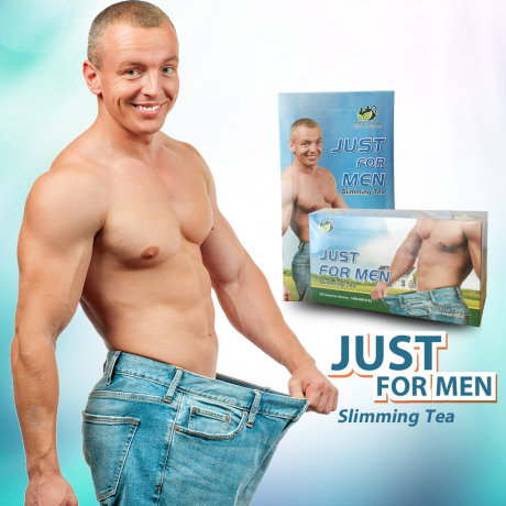 Just for Men slimming tea – 100% Korea Herbal Tea