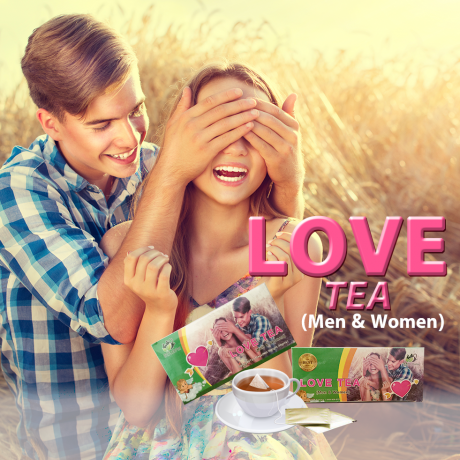 Love tea – $19 - 100% Korea Herbal Tea
