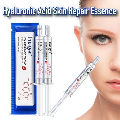 Image beauty hyaluronic acid liquid smear type water light needle essence hydrating lifting firming repair pores
