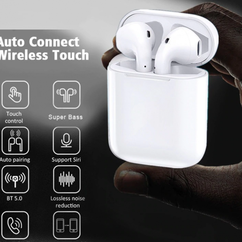 Listenvo I18 Tws Touch Mini Wireless Earbuds Pk W1 Chip 1 1 Bluetooth Headphone Wireless Earphone Headset I20 I10 Tws Lk Te9 E Commerce Wholesale Solutions For The M Smes