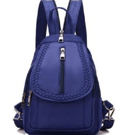 Female Crossbody Small Bag - Deep Blue