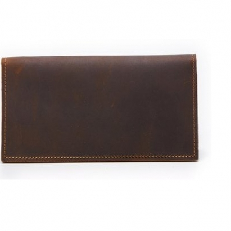 JOYIR 2036 Business casual long Wallet for Holding Money - Brown
