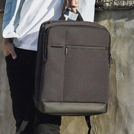 90 Fun Classic Business Backpack Simple Casual Fashion Backpack