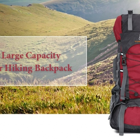 FLAMEHORSE F08 Large Capacity Backpack 60L Mountaineering Outdoor Leisure
