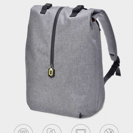 Men Outdoor Leisure Large Capacity Backpack from Xiaomi Youpin