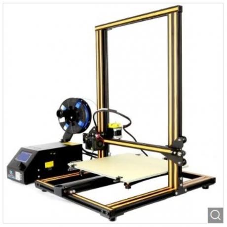 Creality3D CR - 10 Accurate Large Size Desktop DIY 3D Printer - Multi EU Plug