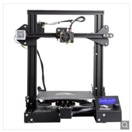 Creality3D Ender - 3 pro High Precision 3D Printer - Black EU Plug