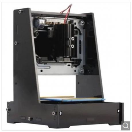 NEJE JZ - 5 Mini Laser Engraving Machine - Black
