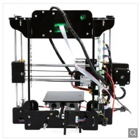 Tronxy 3D Printer DIY Kit - Black US Plug