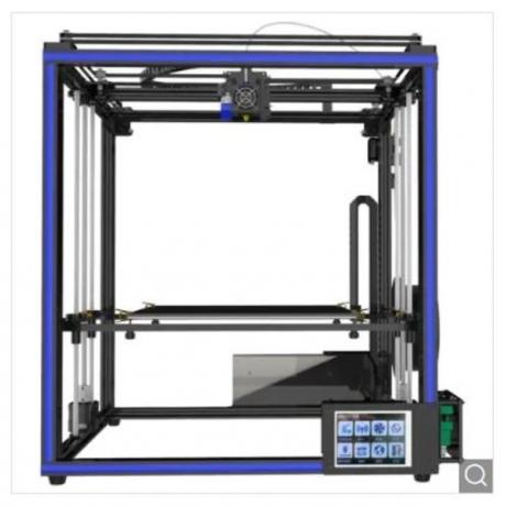 Tronxy X5SA High Accuracy Big Power DIY 3D Printer - Black EU Plug