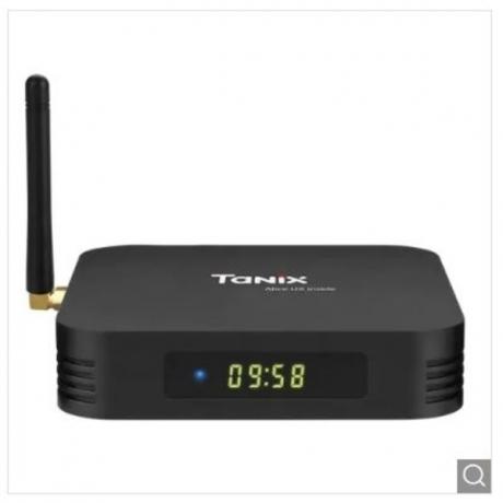 Tanix TX6 - A TV Box - Black 2GB RAM + 16GB ROM EU Plug