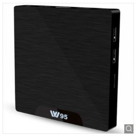 W95 Amlogic S905W Android TV Box - EU Plug 2GB RAM + 16GB ROM