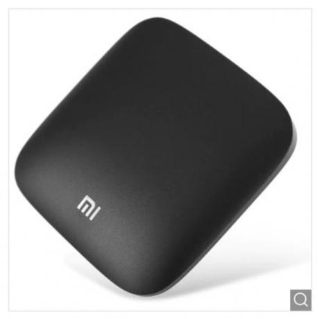 Original Xiaomi Mi 3S TV Box Amlogic S905X Quad Core - Black