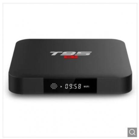 Sunvell T95 S1 TV Box - Black EU PLUG ( 1GB RAM + 8GB ROM )