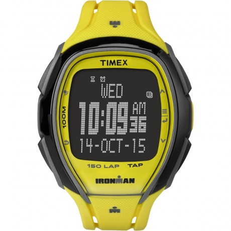 Mens Timex Indiglo Ironman Alarm Chronograph Watch TW5M00500