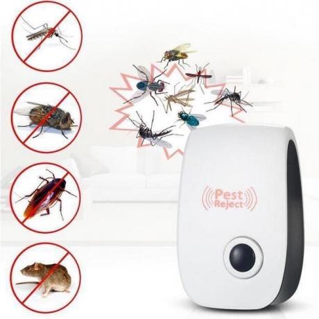 Pest Reject ឧបករណ៍កំចាត់ កណ្តុរ កន្លាត មូស រុយ!