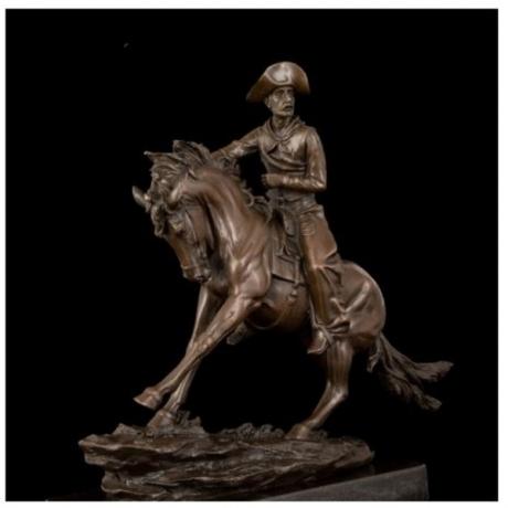 pet Arts Crafts Copper World Famous Artworks Sculpture soldiers statues metal art decor statue souvenir Bronze buda Bronze