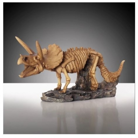 Triceratops Sculpture Collection Handmade Crafts Sterrholophus Marsh Statue Decoration Resin Dinosaur Skull Souvenirs