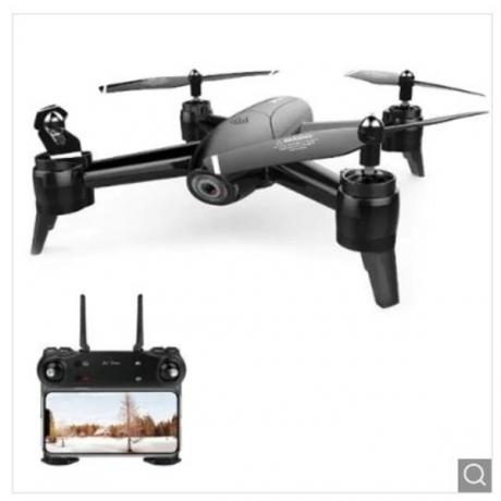 SG106 22mins Flight RC Drone RTF - Black 1080P Three Batteries