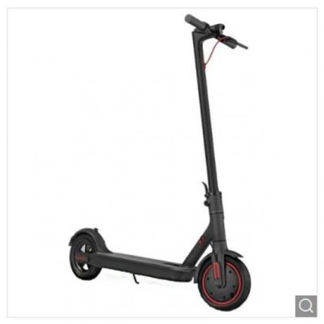 Xiaomi Electric Scooter Pro EU Plug - Black EU Plug