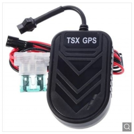 TC - 02 Genuine GSM GPRS GPS Tracker Tracking Device - Black