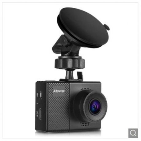 Alfawise G70 F1.5 Car DVR Dash Cam - Black