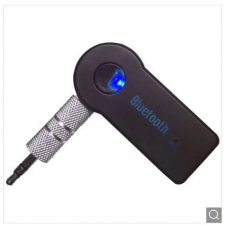 Car Bluetooth Audio Receiver Converter - Black