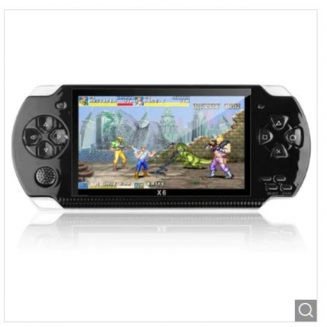 PSP High Definition Handheld Game Machine 4.3 inch - Black
