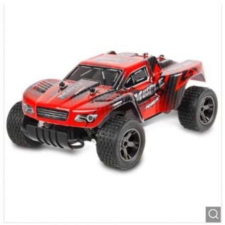 Jule UJ99 - 2812B 2.4GHz 1:20 Brushed RC Car - RTR - Red