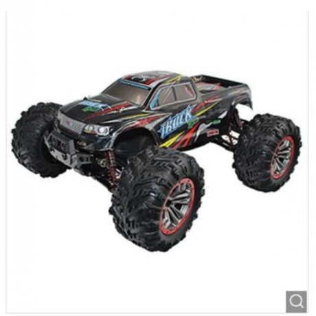 XINLEHONG TOYS 9125 1:10 Brushed 4WD Off-road RC Car - Red with Black