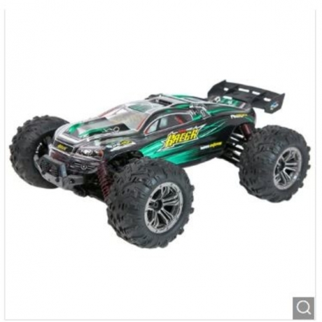XINLEHONG TOYS 9136 1/16 RC Car 2.4G 4WD 36km/h Bigfoot Off-road Truck RTR Toy - Green