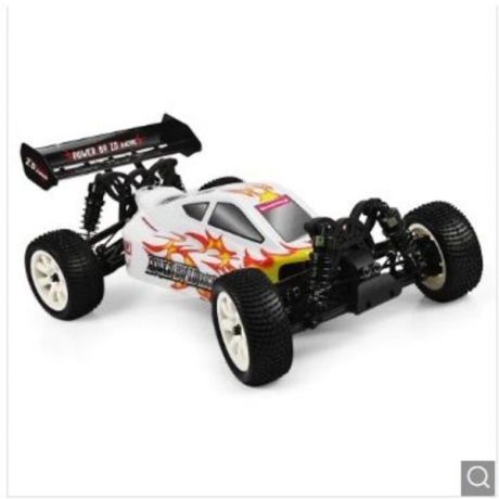 ZD Racing 10421 - S 1:10 Off-road RC Truck - RTR - White