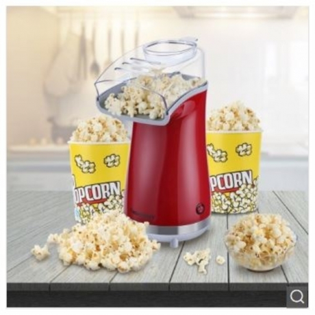 Hot Air Popcorn Machine Popper Maker Small Tabletop Home Party Snack Cups - United States