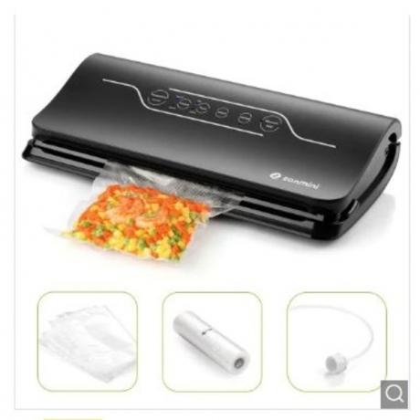 zanmini GN - 1058 Vacuum Food Sealer - China US Plug