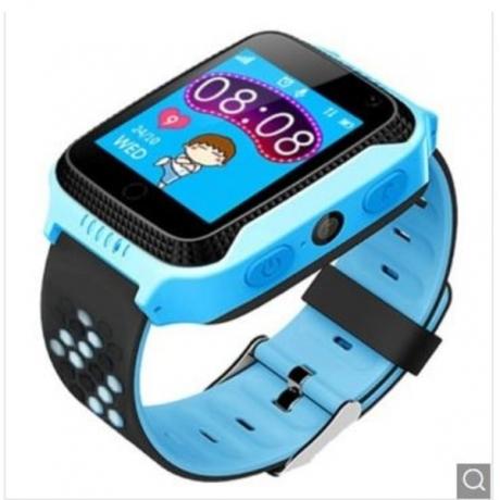 Q529 1.44 inch LCD Display Children Smart Watch - Blue